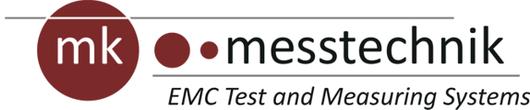 Logo der mk-messtechnik GmbH